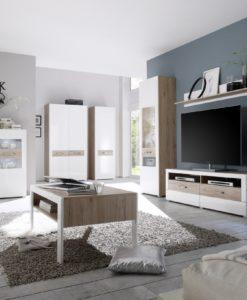 Moderní obývací stěna Satiga 1