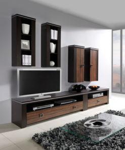 Moderní obývací stěna - sestava Edita 1