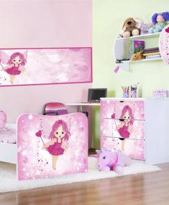 Nábytek do dětského pokoje Růžička