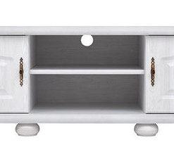 Nízký televizní stolek Cornel 2