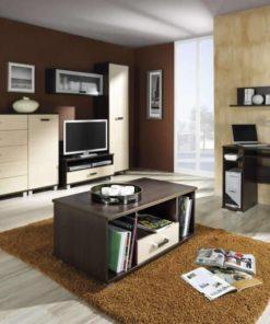 Obývací sestava s PC stolem Mauricius 4
