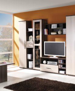 Obývací stěna - sestava Oswaldo