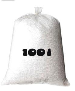 Pěnové granule 100l