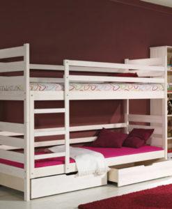 Patrová postel Camdem