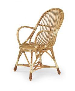 Proutěná zahradní židle Perez
