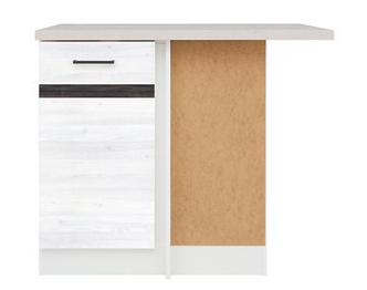 Rohová kuchyňská skříňka Kuiri 9 - pravá
