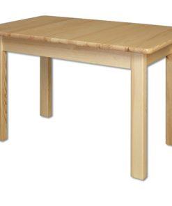 Rozkládací dřevěný jídelní stůl Tarmo z borovice