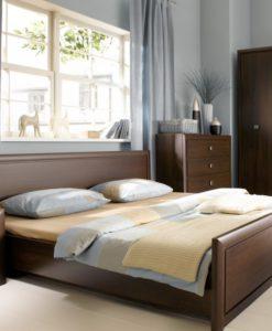 Rustikální ložnice Solid