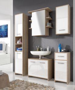 Sestava koupelnového nábytku Arion 5