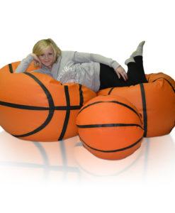 Sestava sedacích míčů Basket (L + XXL + XXXL)
