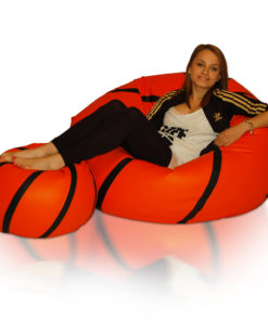 Sestava sedacích míčů Basket (XXXL + L)