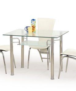 Skleněný stůl Firmo