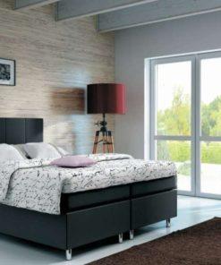 Vyšší manželská postel Tristen