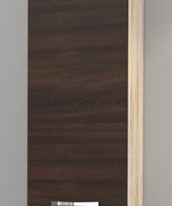 Závěsná koupelnová skříňka Lorieta ssc 3
