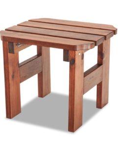Zahradní stolička Alvis - masiv