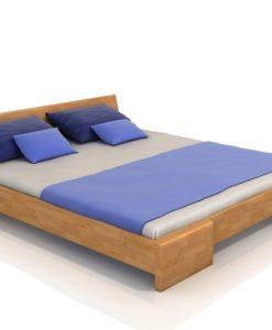 Buková postel Visa 1