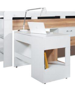 Dětská postel s psacím stolem Blox 1