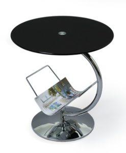 Kulatý odkládací stolek Ardon
