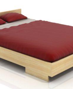 Masivní postel Einar