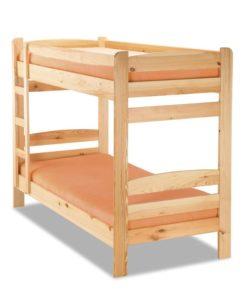 Patrová postel z masivu Christian