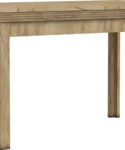 Rozkládací jídelní stůl Meryl - dub kraft