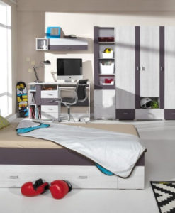 Studentský pokoj Delbert 2