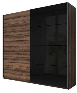 Šatní skříň s posuvnými dveřmi Ferer dmc