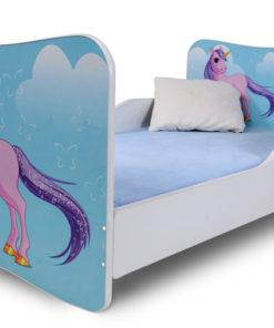 Dětská postel Koník 1