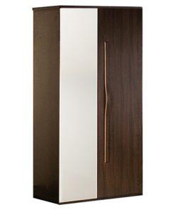 Dvoudveřová šatní skříň Magnolia