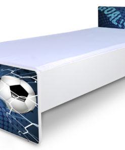 Jednolůžková dětská postel Fotbal 3