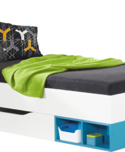 Dětská postel s úložným prostorem Poly