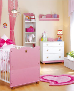 Dětský pokoj Shely