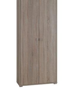 Dvoudveřová šatní skříň Melody