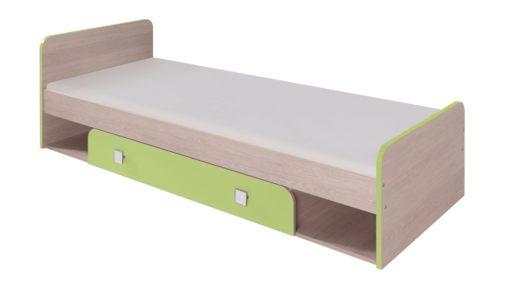 Dětská postel s úložným prostorem Drexi
