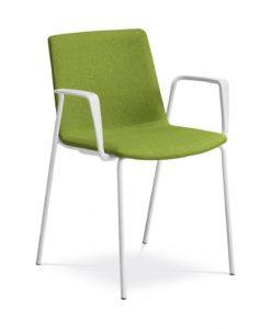 Konferenční židle s područkami Sina