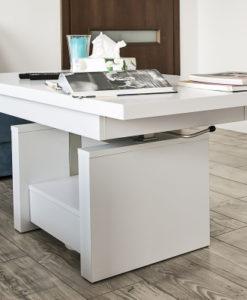 Konferenční stolek Kesrit - zvedací
