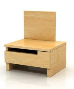 Noční stolek Daga 2 - pravý