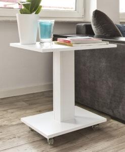 Odkládací stolek na kolečkách Dorin 1